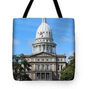 Capital Building Tote Bag