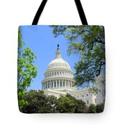 Capital Hill Tote Bag