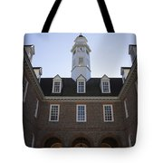 Capitol Arch Rear View Tote Bag