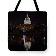 Capitol Christmas - 2012 Tote Bag
