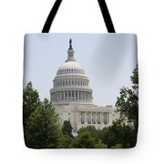 Capitol Dome  Washington Dc Tote Bag
