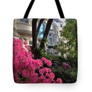 Capitol Hill Azaleas Tote Bag