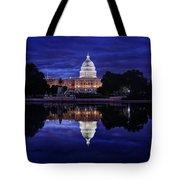 Capitol Morning Tote Bag