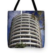 Capitol Records Building 2 Tote Bag