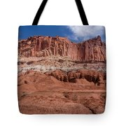 Capitol Reef Majesty Tote Bag