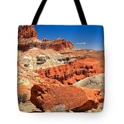 Capitol Reef Waterpocket Fold Tote Bag