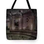 Capitol Silence Lansing Michigan Tote Bag