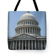 Capitol Washington Dc Tote Bag