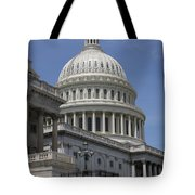 Capitol Washington Dc Steps And Stairs Tote Bag