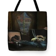 Capone - Revised Tote Bag