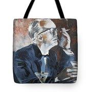 Capote By Hoffman Tote Bag