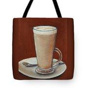Cappuccino Tote Bag