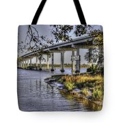 Cappy's By Water Tote Bag