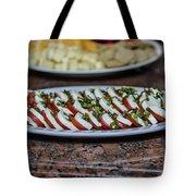 Caprese Salad Tote Bag