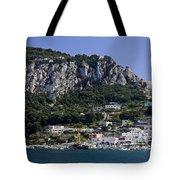 Capri Italy Tote Bag
