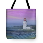 Capricious Lighthouse... Tote Bag