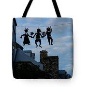 Capricious Quebec City Canada Tote Bag