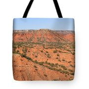 Caprock Canyon 1 Tote Bag