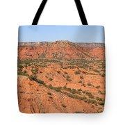 Caprock Canyon 1 Tote Bag