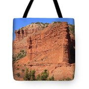 Caprock Canyon 2 Tote Bag