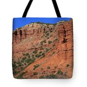 Caprock Canyon 3 Tote Bag