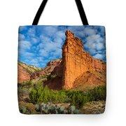 Caprock Canyon Rim Tote Bag