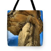 Caprock Mushroom Tote Bag