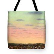 Caprock Sunrise Tote Bag
