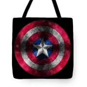 Captain America Shield Tote Bag