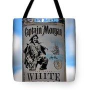 Captain Morgan White Rum Tote Bag