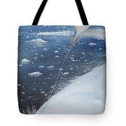 Captain Scott Antarcticas First Aeronaut Tote Bag