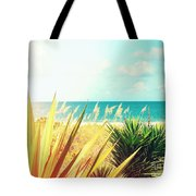 Captiva Island Photography Light Leaks Tote Bag
