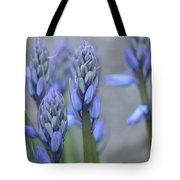 Captivating Campanula Tote Bag