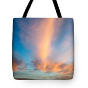 Captivating Clouds Tote Bag