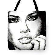 Captivating Eyes Tote Bag