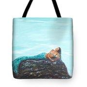 Captivating Mermaid Tote Bag