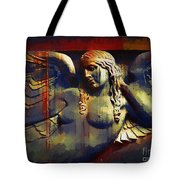 Captive In Stone Tote Bag
