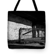 Captivity Defied Liberty Attained Tote Bag