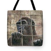 Captivity Tote Bag