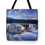 Bayview Marina 2 Tote Bag