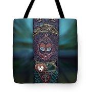 Captured Bear 02 Tote Bag