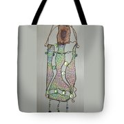 Captured Tote Bag