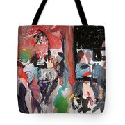Capturing The Party Tote Bag