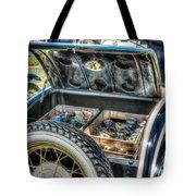 Car 4 Tote Bag