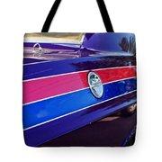 Car Colors Tote Bag