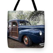 Car - Ford - Wagon - Classic Tote Bag