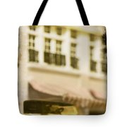 Car In Miniature Tote Bag