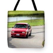 Car No. 34 - 04 Tote Bag