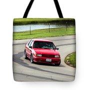 Car No. 34 - 05 Tote Bag