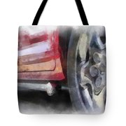 Car Rims 02 Photo Art 01 Tote Bag